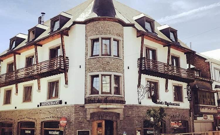 Hotel Du Commerce Houffalize